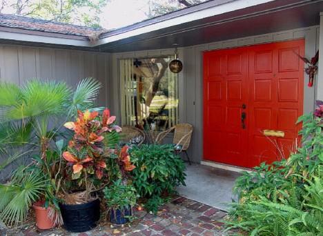 Front Door Repaint