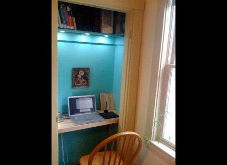 Utilize Closet Space