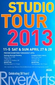 2013 RiverArts Studio Tour