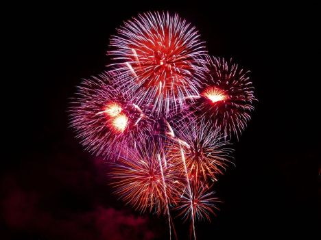 Rivertowns Fireworks