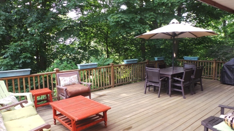 Seasonal Hudson River Views at this 2 Bedroom with Den Dobbs Ferry Condo